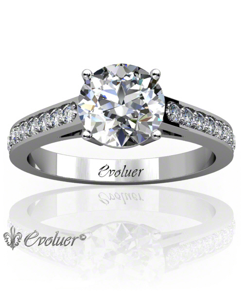 Best Price Diamond Engagement Rings | White Gold Platinum | Usa
